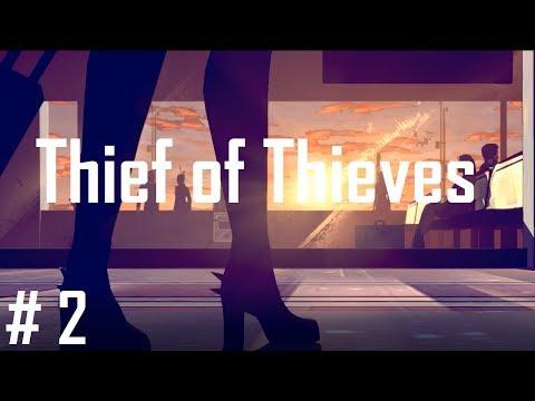 Let's Play: Thief of Thieves Season 1: Volume 1: Part 2 |