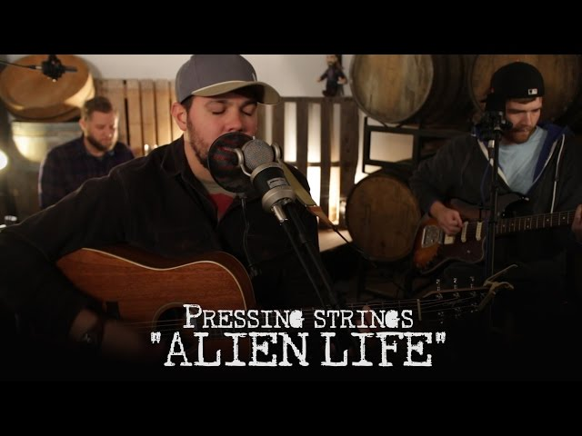Alien Life (Barrell Room Sessions)