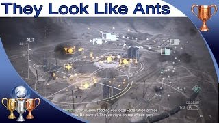 Call of Duty Ghosts - They Look Like Ants - Trophy / Achievement Guide