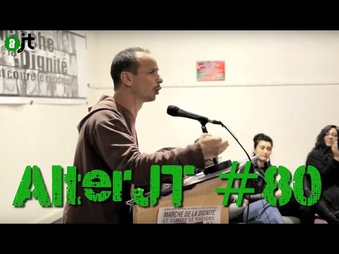 AlterJT #80 - Abattoir, F.Hollande, Omar Slaouti, Greenpeace, Saillans, Congo.