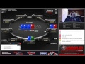 CHIPLEADER of the $21 Hyper turbo $10,000 GTD!