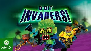 8-Bit Invaders! - Gameplay Trailer