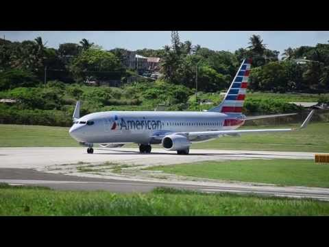 The New American (2013) Boeing 737-800 Taxi And Takeoff
