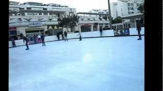 Christmas Carols With Boney M. in Puerto Banus,Spain -2012