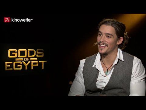 Brenton Thwaites GODS OF EGYPT