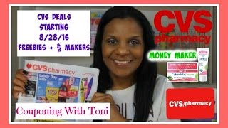 cvs deals starting 8 28 16   coupon with me   lots of ecbs