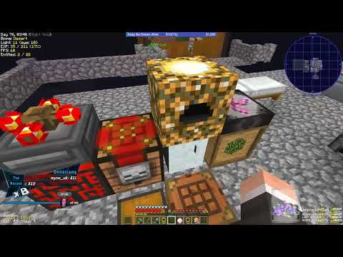 Modern Skyblock 3: Departed! LIVE Q&A! :: Day 7 [Download
