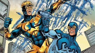 Booster Gold / Blue Beetle Team-Up Movie In Works