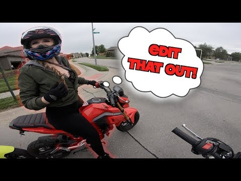 Grom Ventures' Episode 104 - Riding with Rudi & Jar Jar