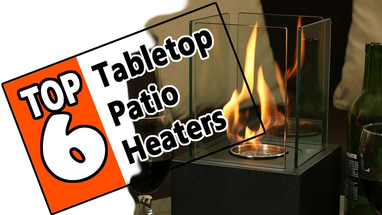 Best Tabletop Patio Heater Review Of