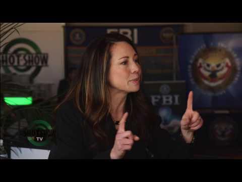 American Foundation for Suicide Prevention - Christine Moutier | 2017 Shot Show TV Studio