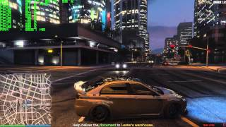 Grand Theft Auto V (GTA5) - EVGA GTX 980 SC ACX 2.0 - 1080p Ultra Settings Gameplay Performance