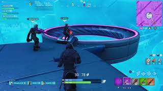 Fortnite Flying Platform Glitch!?!
