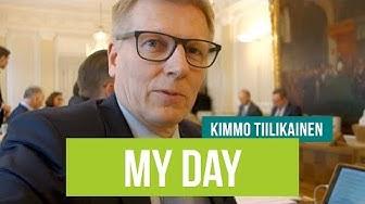 My Day / Kimmo Tiilikainen
