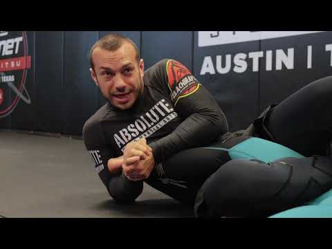 Behind The Scenes: Lachlan Giles Teaches Heel Hooks at 10th Planet Austin