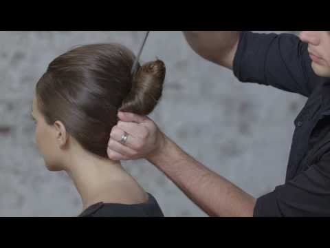 French Twist Hair Tutorial by TRESemmé Style Studio Travel Video