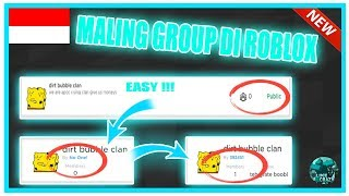 ✅ Tutorial Maling Group di ROBLOX #GratisCuyy2019 ✅ | - ROBLOX INDONESIA