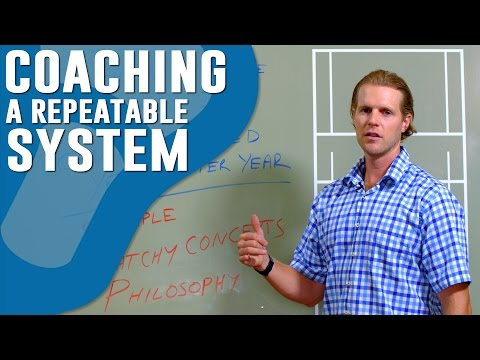 How to Coach (and Implement) a Repeatable Lacrosse System