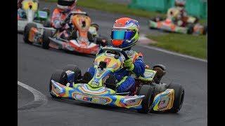 Karting Kids in 49 second Race! Super 1 2018, Rd 9 Honda Cadet Final
