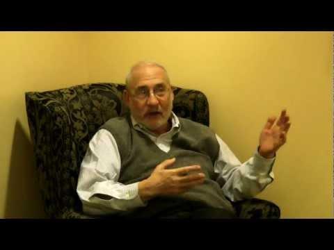 Stiglitz - Nov 2012 - Structural Problems of Euro