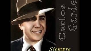 HABLA CATULO CASTILLO   -  CANTA CARLOS GARDEL  -  SILBANDO  -  TANGO