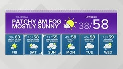 KING 5 Evening Weather