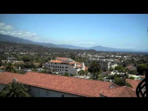 Courting Beauty: Santa Barbara's Court House