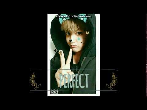 IKON - Perfect & Worldwide (Chanwoo Ver.)