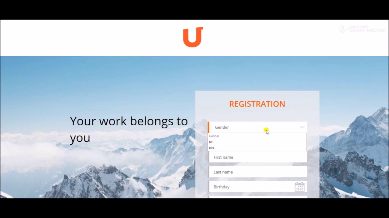unitalent freelancer onboarding - YouTube