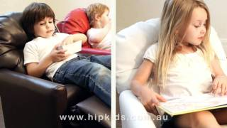 Hip Kids Recliner Chair | Childrens Lounge Chair | Kids Furniture | Sofa Chair