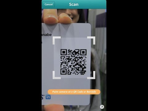 Simple QR Barcode Scanner using Google Vision API Android Studio Tutorial