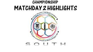 MKA UK - IFL Season V - Championship Matchday 2 Highlights