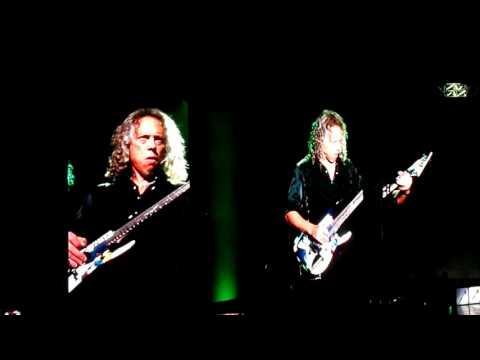 Metallica in Shanghai, January 2017!