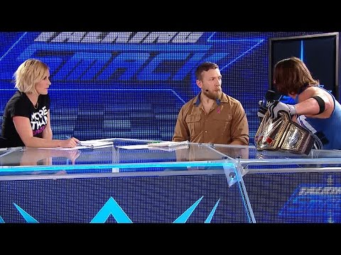 AJ Styles tells off Daniel Bryan: WWE Talking Smack, Oct. 4, 2016