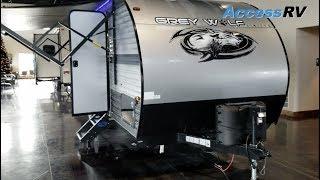2019 Cherokee Grey Wolf 19SM Travel Trailer Walkthrough