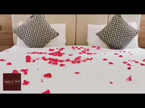 Our beautiful bridal suite