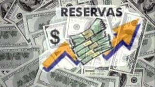 Reservas Internacionales de México