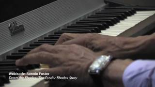 Down the Rhodes Webisode: Ronnie Foster