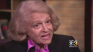Edith Windsor, Philly Native Who Helped End Gay Marriage Ban, Dies At 88