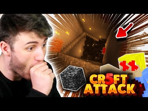 HAUS zu BEDROCK PRANK an SPARKOFPHOENIX 🔴 Craft Attack 5 #20