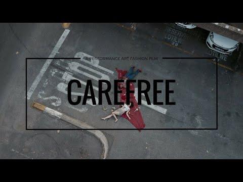 CAREFREE - A Performance Art Fashion Film | FILM-ed Cinema