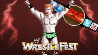 WWE WrestleFest - Road to WrestleMania - US Championship