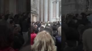 L'Icona della Madonna in Cattedrale
