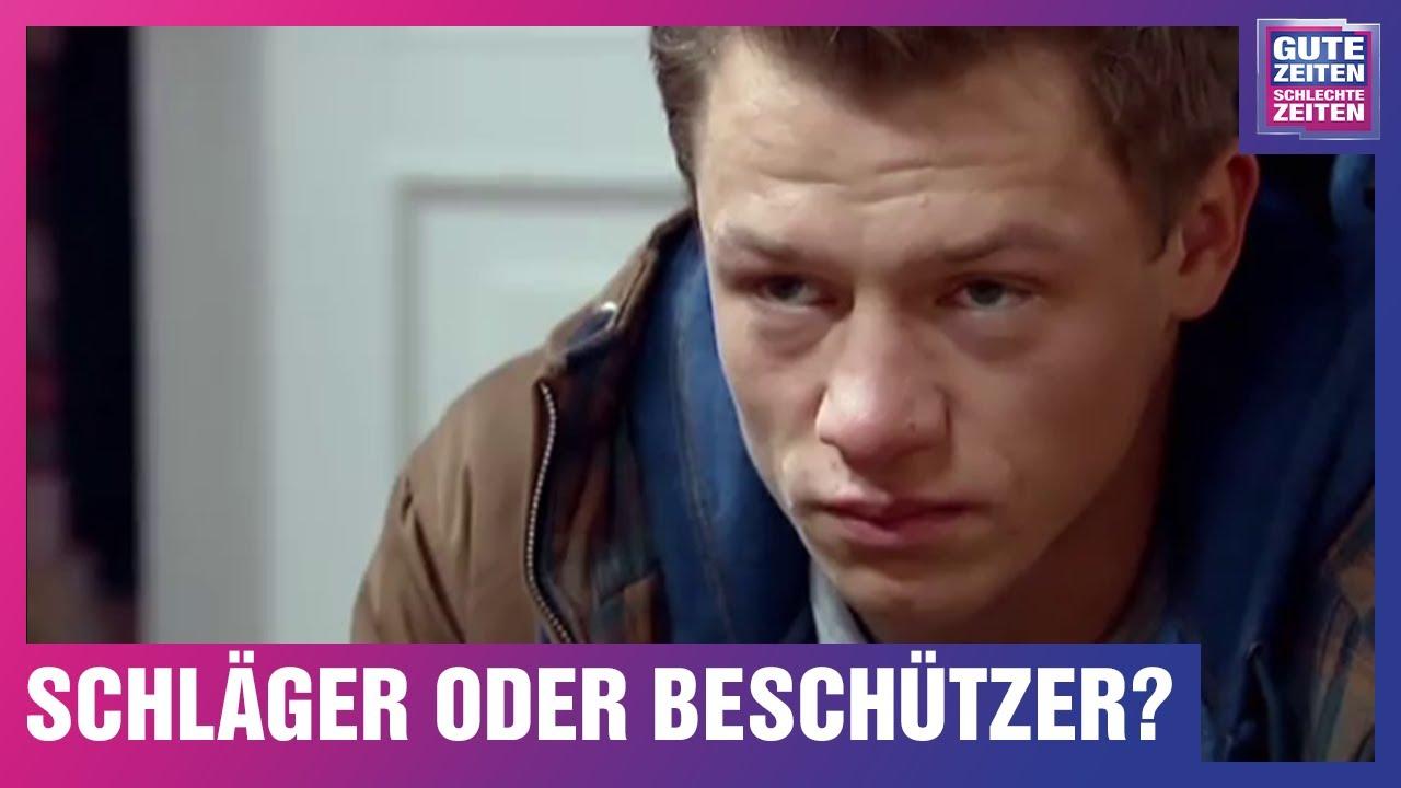 Schläger oder Beschützer? GZSZ - Mo- Fr 19:40 bei RTL und online bei RTLNOW