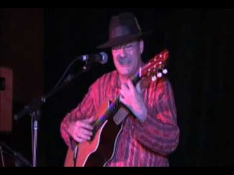 I'm Old Fashioned, sung and played by Steve Groves @ The Montreal Guitar Show