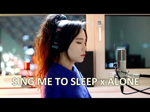 Alan Walker - Alone & Sing Me To Sleep ( MASHUP cover by J )
