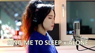 Download Alan Walker - Alone & Sing Me To Sleep ( MASHUP cover by J.Fla )
