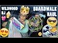 Wildwood New Jersey Boarkwalk Haul - Vacation Tips