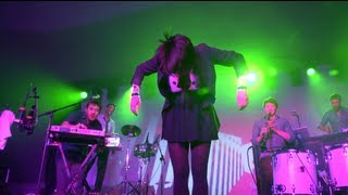 "Caravan Palace Performing ""Clash"" at Wanderlust Festival"