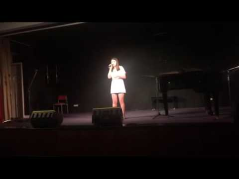 Taylah McDonald sings Stand By Me